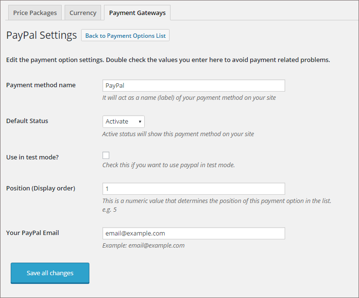 payment options 2