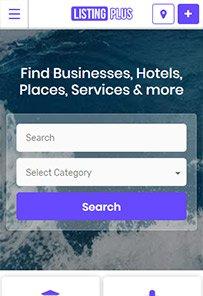 Listing Plus Directory Theme