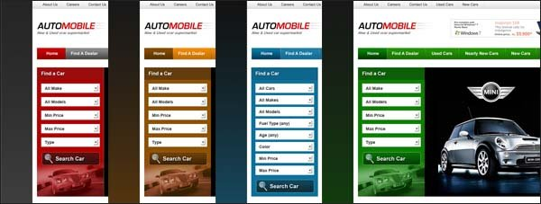 Automobile WordPress Car Dealership Theme