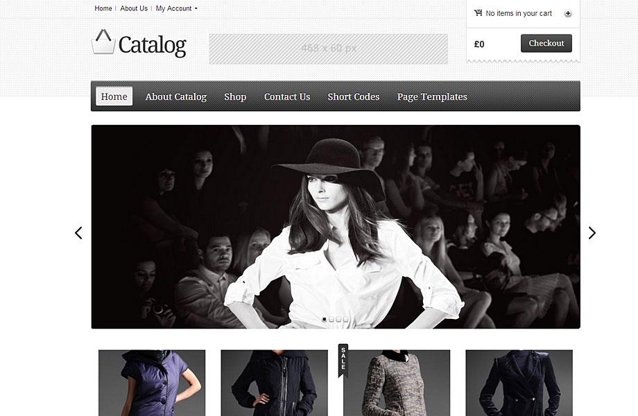 catalog Theme