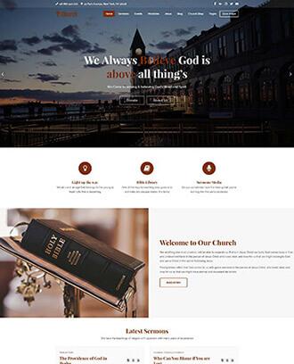 cuisine WordPress Theme