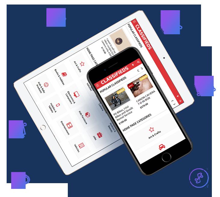 Online ad posting software