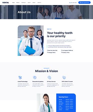 Creative agency homepage 2