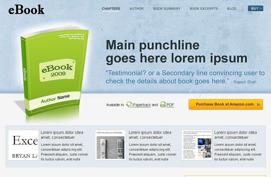 ebook Theme