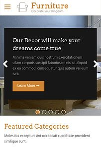 WP Furniture Theme