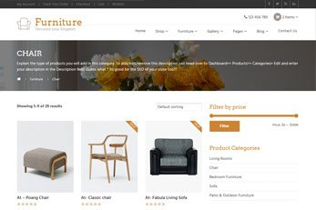 furniture theme