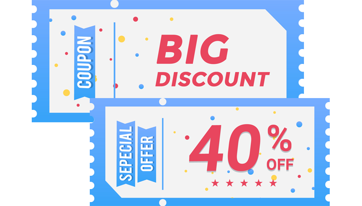 Coupon and Discounts
