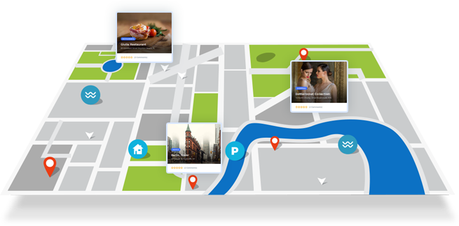 Location based features