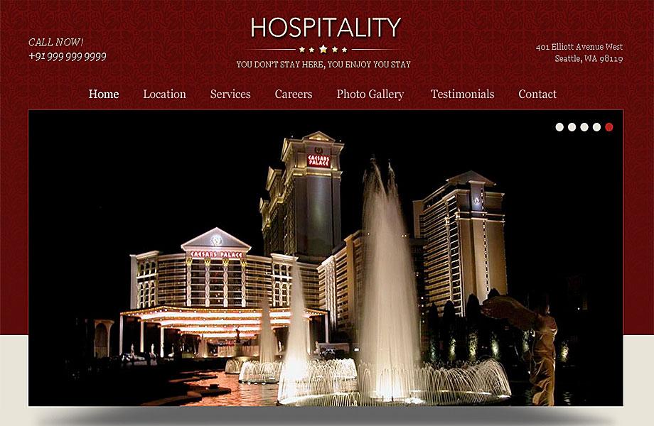 hospitality Theme
