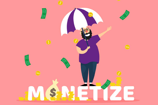 Monetize Site