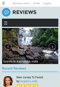 Responsive WordPress Reviews Theme