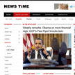 News theme WordPress - Fully customizable front page