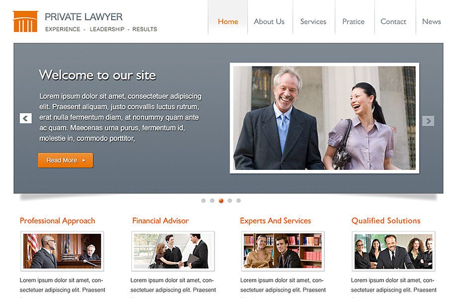 privatelawyer Theme