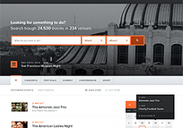 Events Manager Wordpress Theme -Night Life