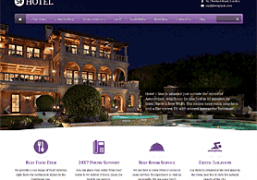 Hotels WordPress Theme -5 Star