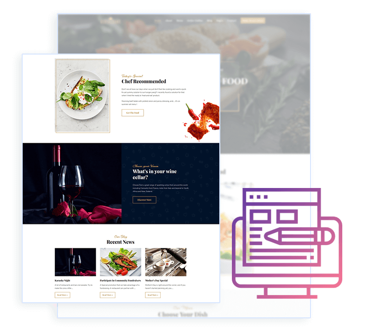 1 WordPress Restaurant Theme [2019] with Booking & WooCommerce