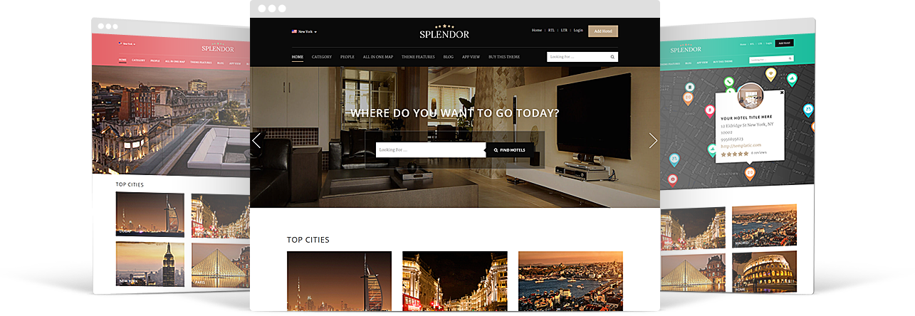 Responsive_Theme WordPress Theme