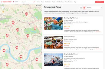 airbnb wordpress theme