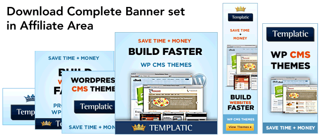 thesis theme affiliate banners In this video i compare 11 different page builders to let you know which ones i think are the very best here are the top 4 page builder i discussed: beaver.