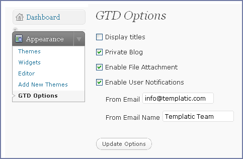 GTD_options
