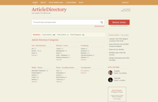 article-directory