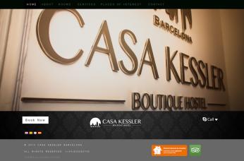 casakesslerbarcelona.com