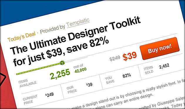 Best Deals WordPress Theme Daily Deal