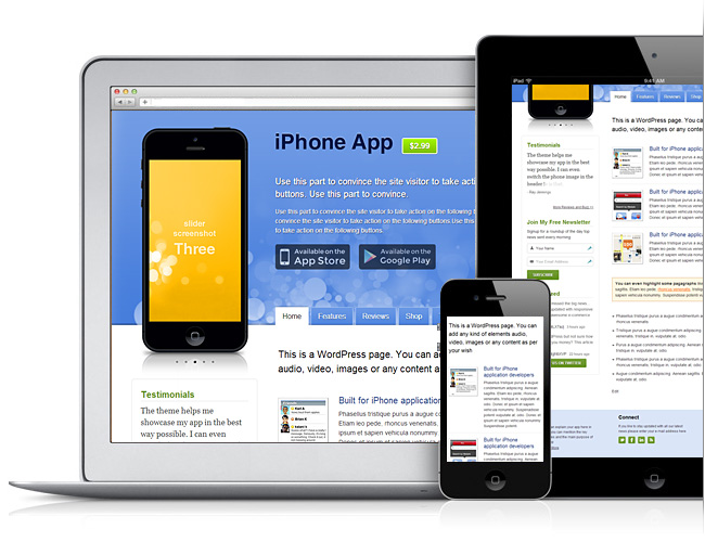 iphone-app-launch-responsive-templatic