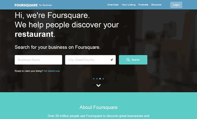 Foursquare 02