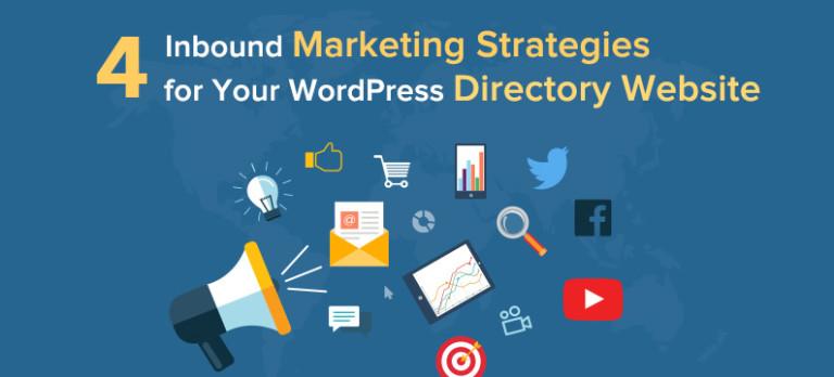 Marketing tips for WordPress websites