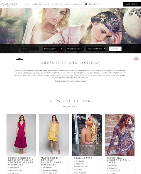 beautiful directory website