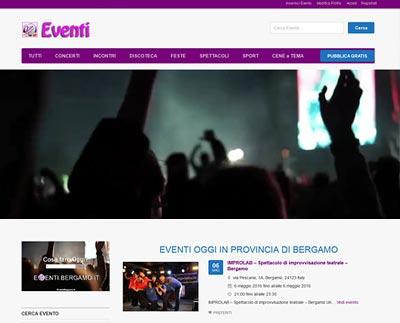 Eventi Bergamo
