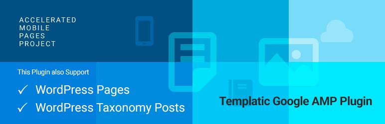 templatic-google-amp-banner