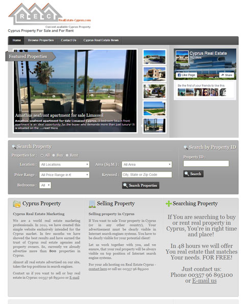 Real Estate Directory Sites