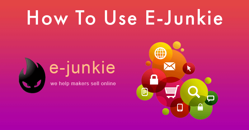 e junkie to sell online