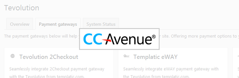 CCAvenue Payment Gateway Plugin