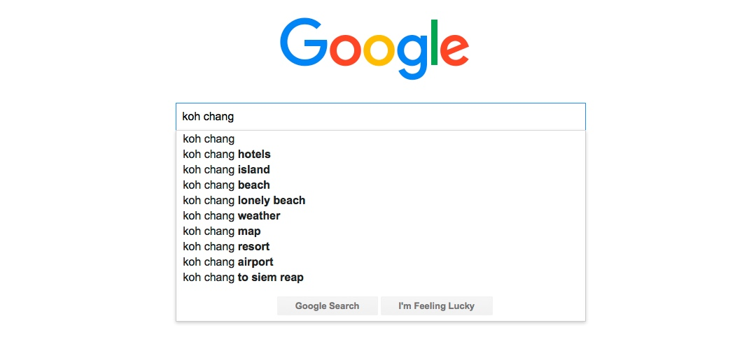 Google Search Directory Website