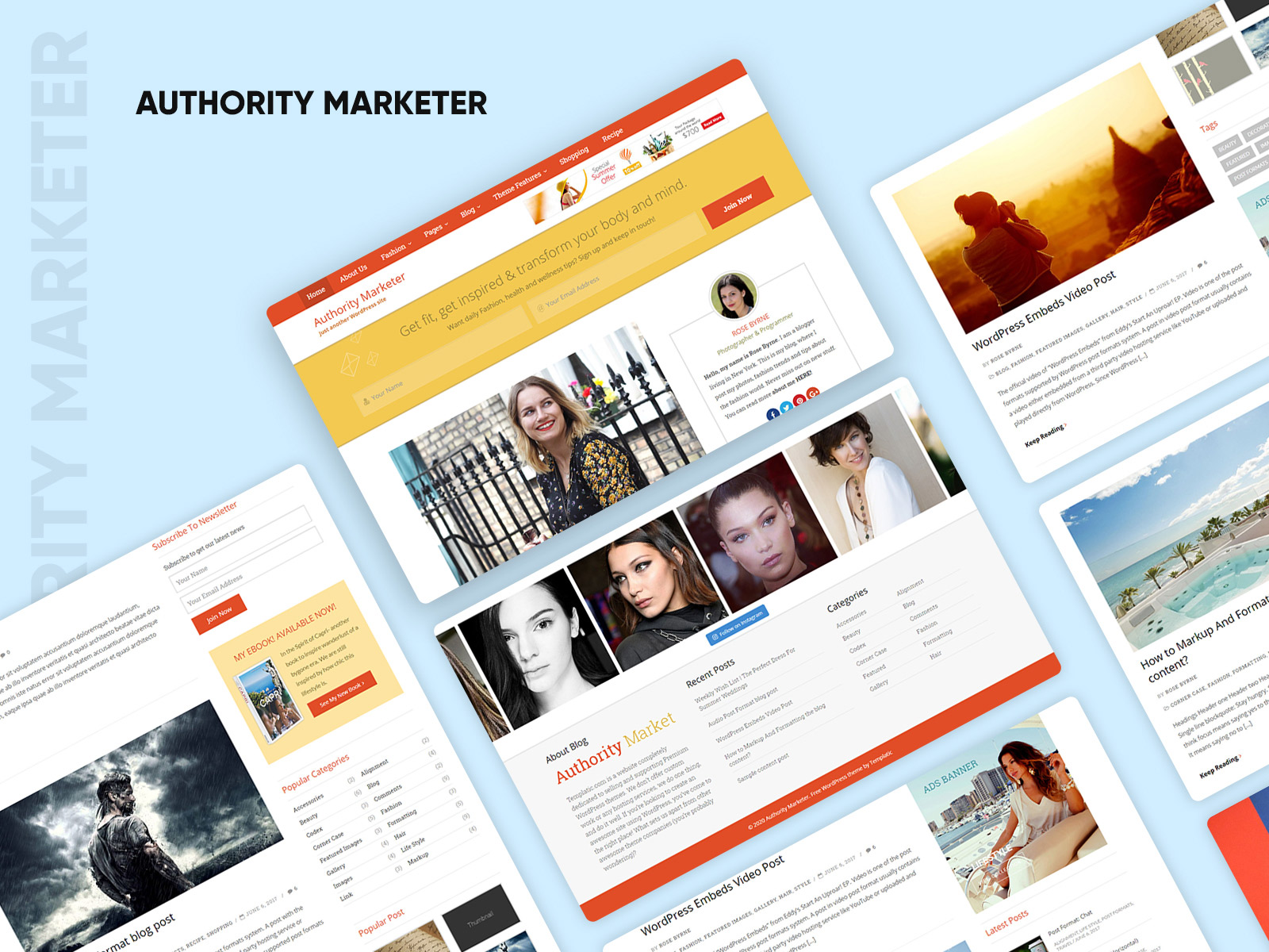 authority marketer is launched