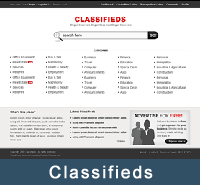 Classifieds Directory Theme For WordPress