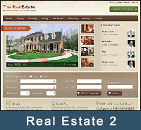 WordPress Real Estate Directory Theme