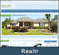 Realtr Property Classifieds Directory Theme