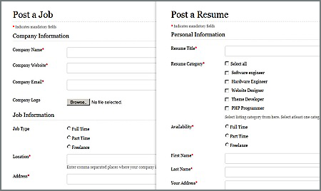 JobBoard job directory WordPress theme