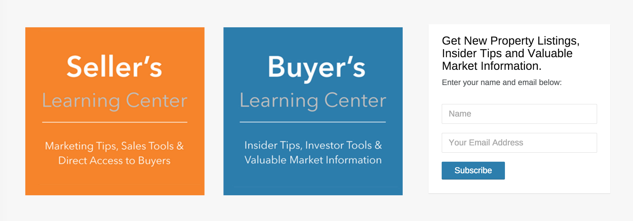 7. Buyers & Sellers Learning Centers