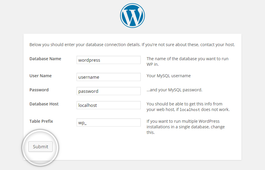 How-to-install-WordPress-Step3