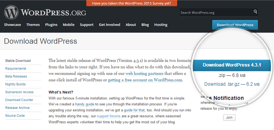 How-to-install-WordPress-Wordpress_Download