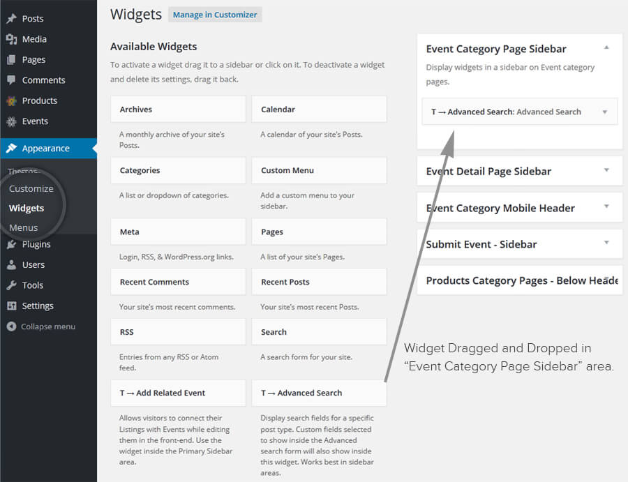 What-is-Widget-in-WordPress