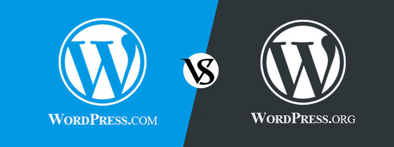 WordPress.org and WordPress.com Difference
