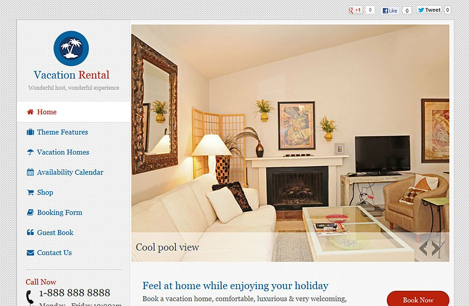 vacationrental Theme