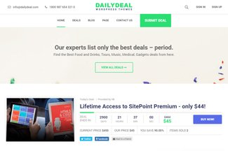 deal Directory Theme