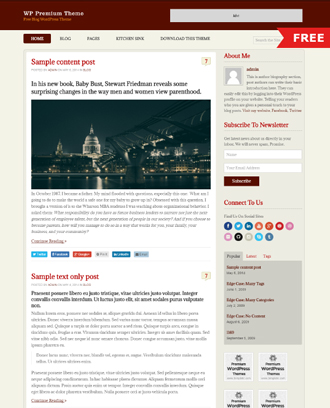WordPress Themes for Personal Blog Archives - Templatic